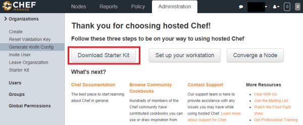 Download Starter Kit