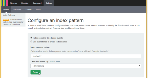 Settings - Kibana 4 - Google Chrome